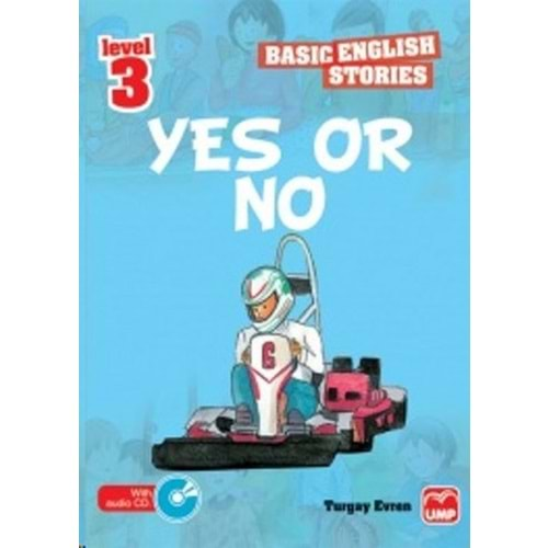 UMP | BASIC ENGLISH STORIES LEVEL 3 - YES OR NO