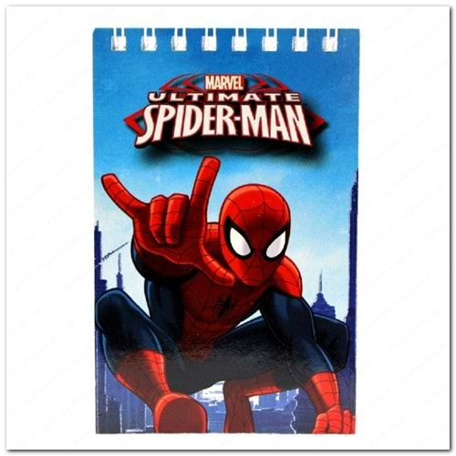 KESKİNCOLOR | SPDERMAN NOT DEFTERİ