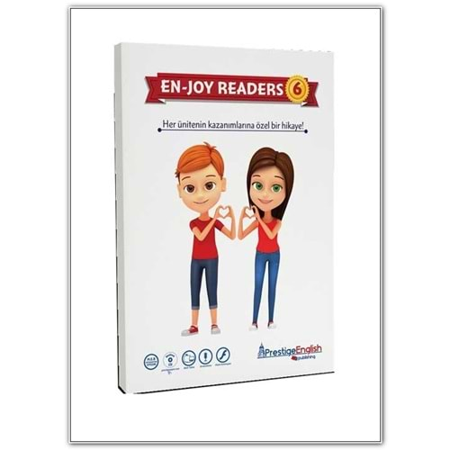 PRESTİGEENGLİSH | EN-JOY 6. CLASS READERS STORY